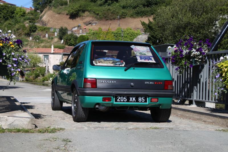[85] Les 20 ans de la 205 GTI GRIFFE - 25 et 26 juin 2011 Img_6013