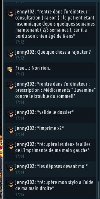 [C.H.U] Rapports d'actions RP de jenny302 - Page 2 Rp1121