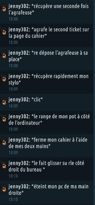 [C.H.U] Rapports d'actions RP de jenny302 - Page 2 Rp1710