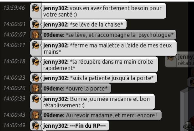 [C.H.U] Rapports d'actions RP de jenny302 - Page 5 Rp782