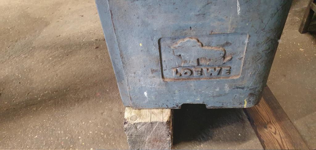 recherche de documentation sur tour Loewe 20210111