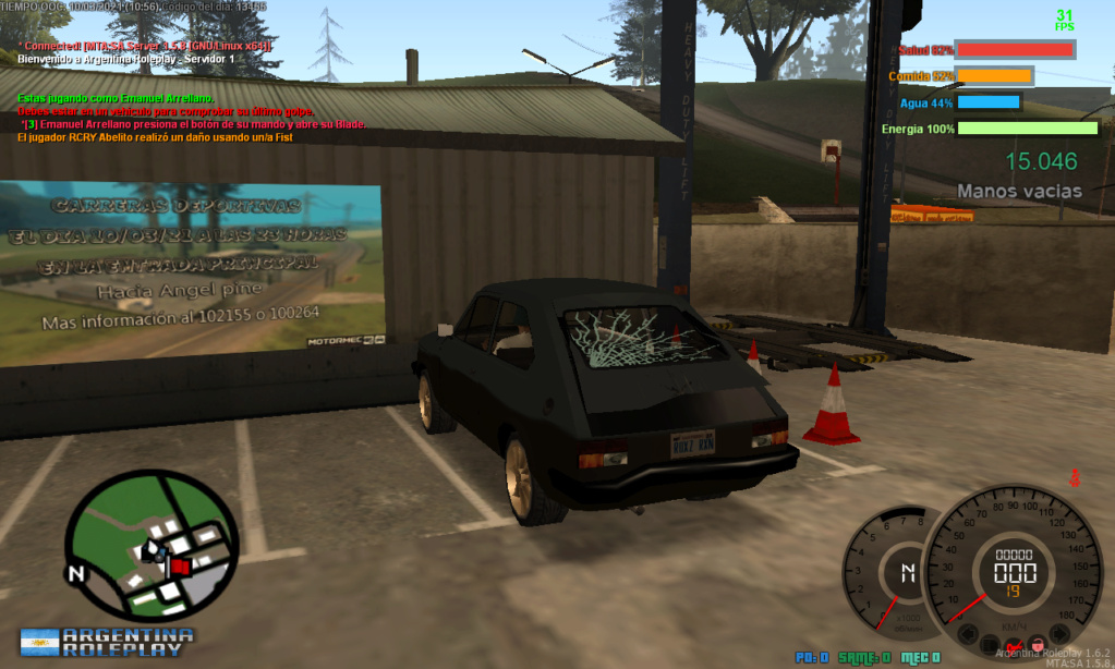 [Reporte] RCRY Abelito - DM Car Dm_car10