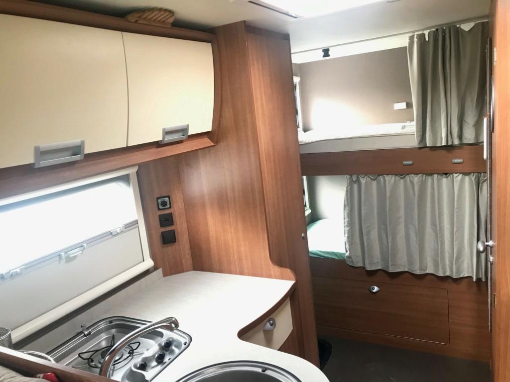 A VENDRE ITINEO SB 720, 21660 km, Année 2012 (VENDU) C510