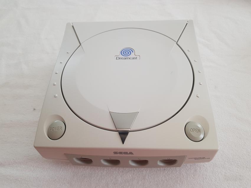 [VDS] lots Dreamcast et megadrive 20180510