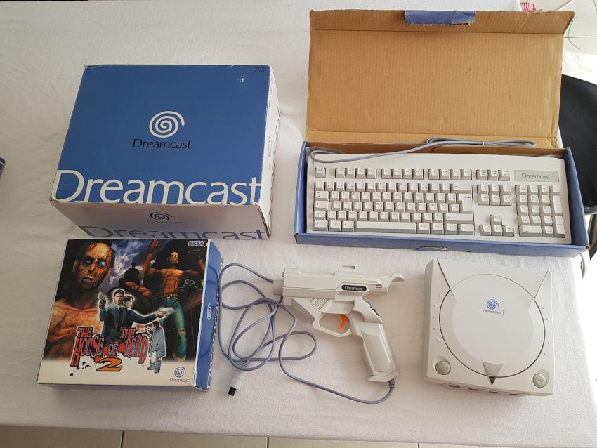 [VDS] lots Dreamcast et megadrive 20180511
