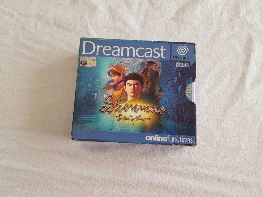 [VDS] lots Dreamcast et megadrive 20180517