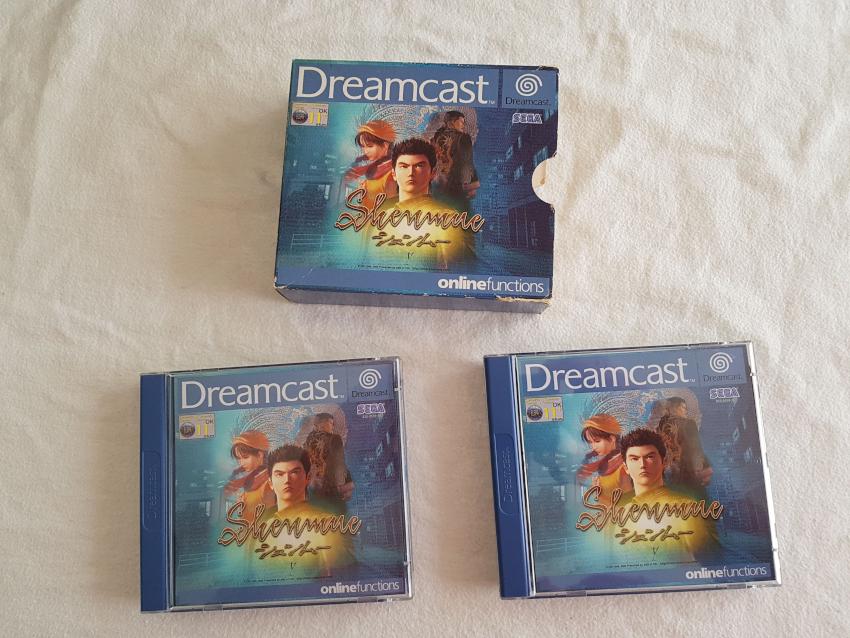 [VDS] lots Dreamcast et megadrive 20180519