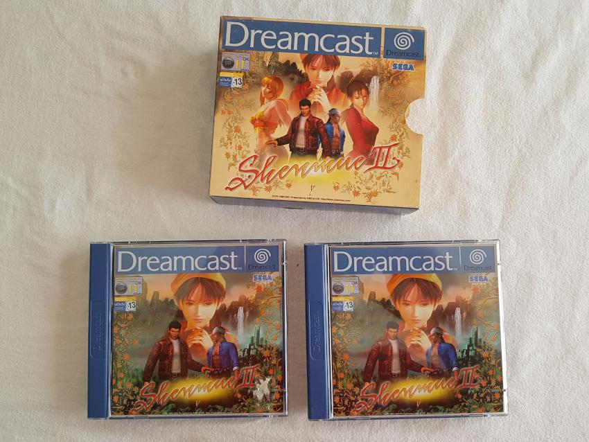 [VDS] lots Dreamcast et megadrive 20180522