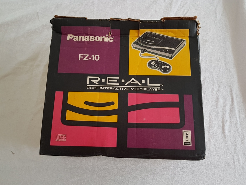 [VDS] 3DO Panasonic Fz-10 REAL et sinclair ZX 81 20180527