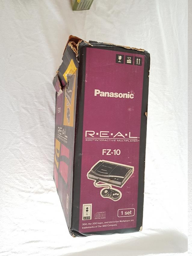 [VDS] 3DO Panasonic Fz-10 REAL et sinclair ZX 81 20180529