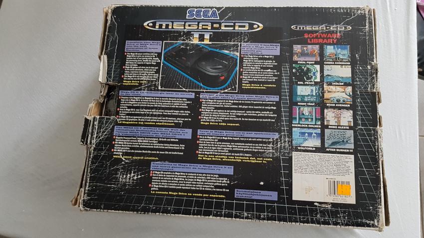 [VDS] lots Dreamcast et megadrive 20190912