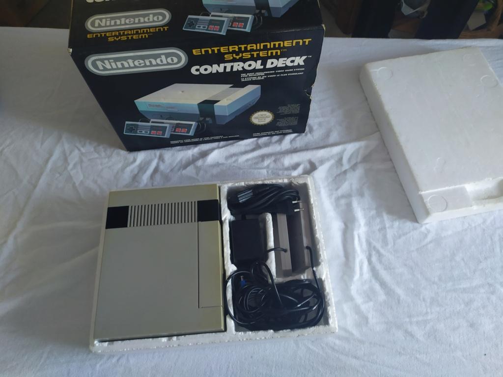 [VDS] lots NES, SNES Img_2018