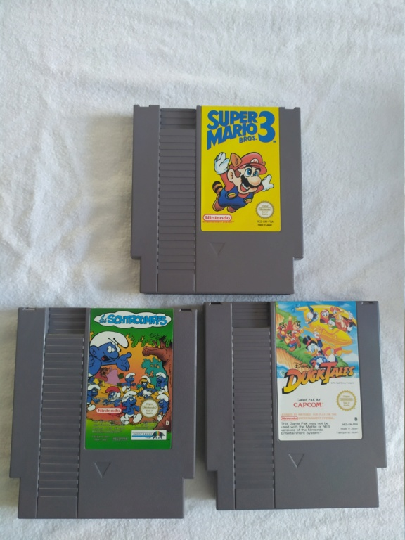 [VDS] lots NES, SNES Img_2022