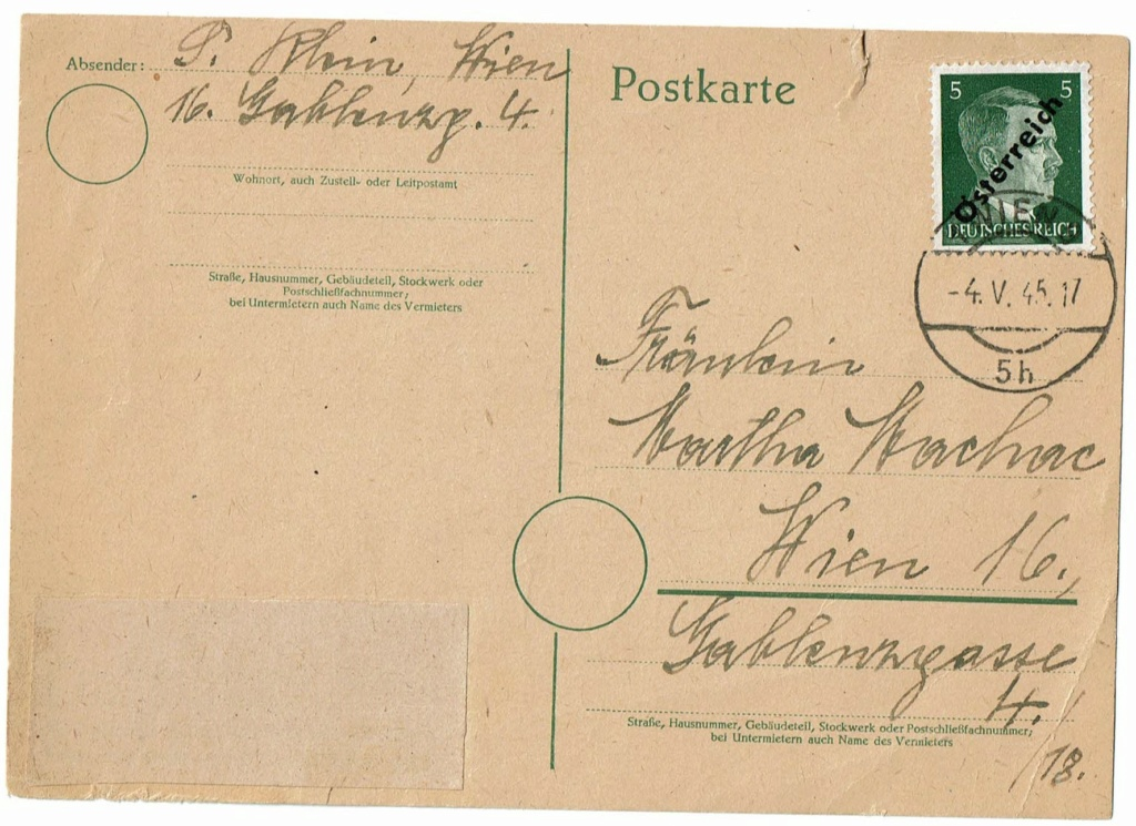 I. Wiener Aushilfsausgabe, erste Ausgabe - Seite 2 Cci03010
