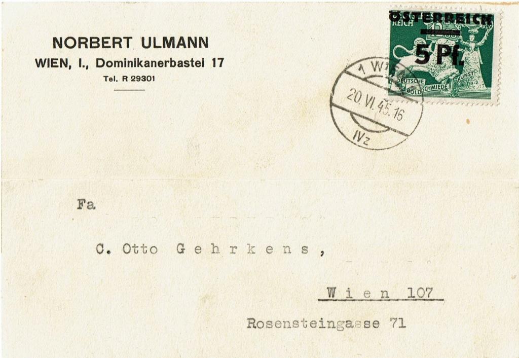 II. Wiener Aushilfsausgabe Cci04010