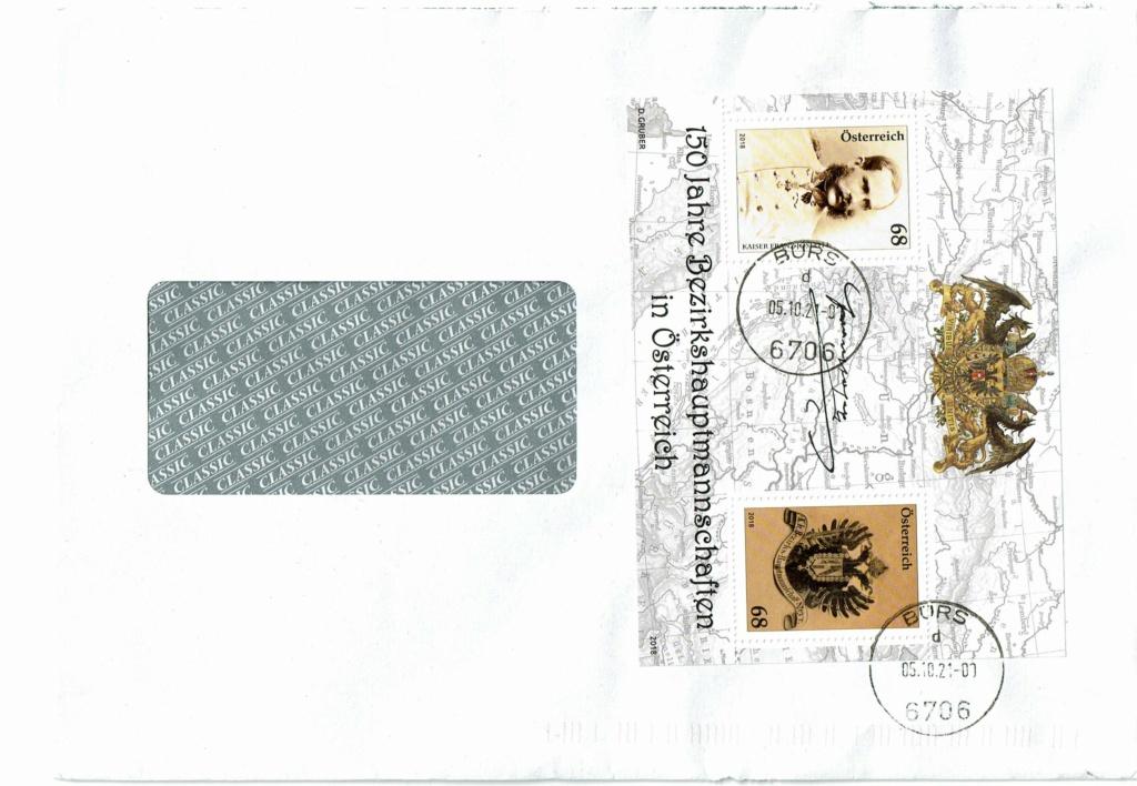 Sammlung Bedarfsbriefe Österreich ab 1945 - Seite 17 Cci19110