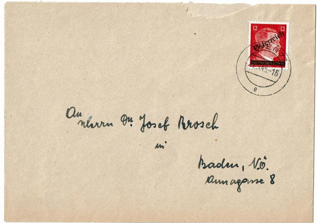 I. Wiener Aushilfsausgabe, erste Ausgabe - Seite 2 Cci28010