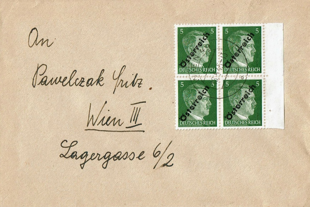 I. Wiener Aushilfsausgabe, erste Ausgabe - Seite 2 Cci29010