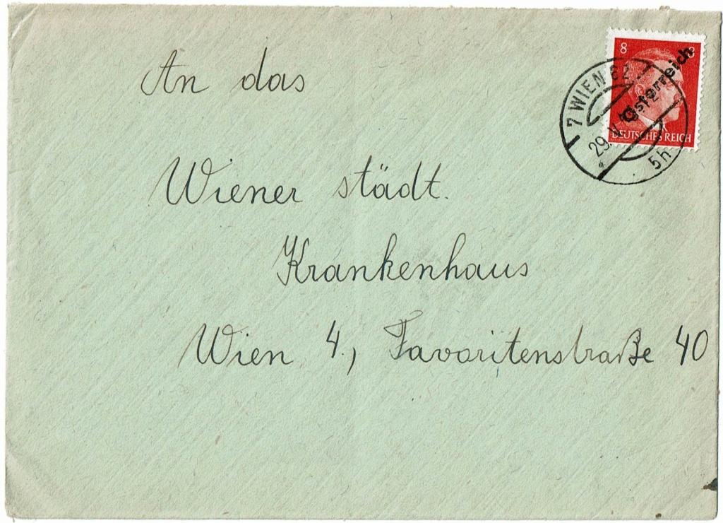 I. Wiener Aushilfsausgabe, erste Ausgabe - Seite 2 Cci30011