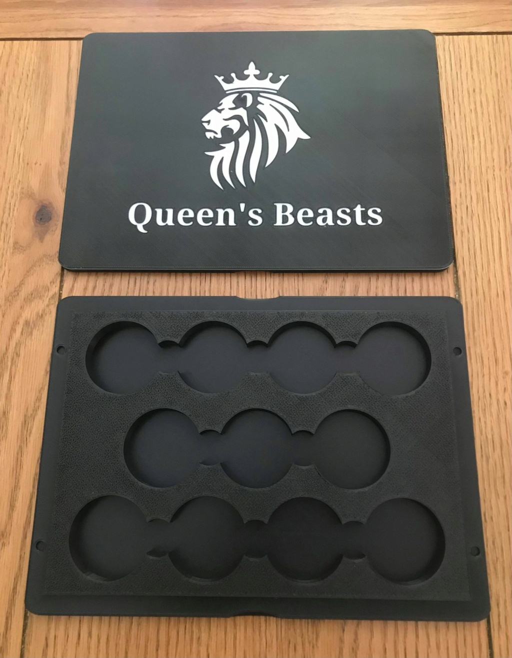Custom boxes for the Forum 0510