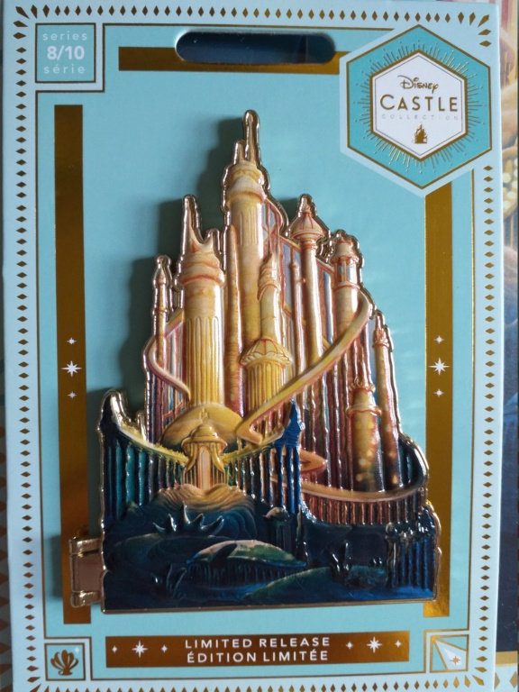 The Disney Castle Collection - Page 44 20211011