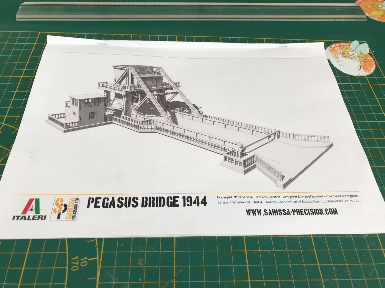 Pegasus Bridge - Italeri - 1/72 1113