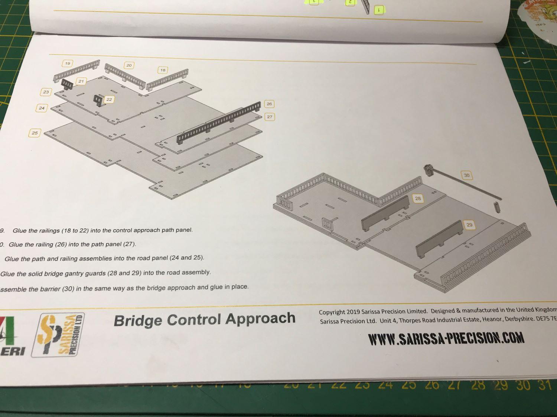 Pegasus Bridge - Italeri - 1/72 - Page 2 1711