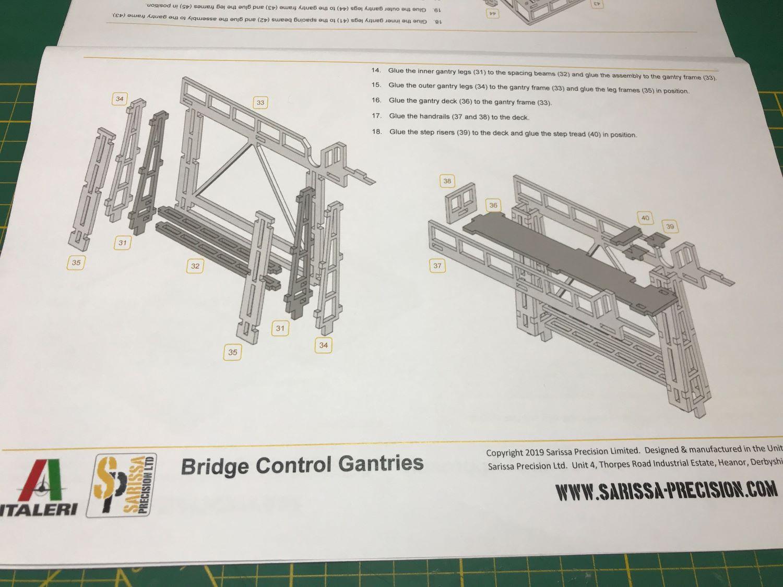 Pegasus Bridge - Italeri - 1/72 - Page 2 2110