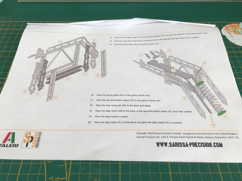 Pegasus Bridge - Italeri - 1/72 - Page 2 2311