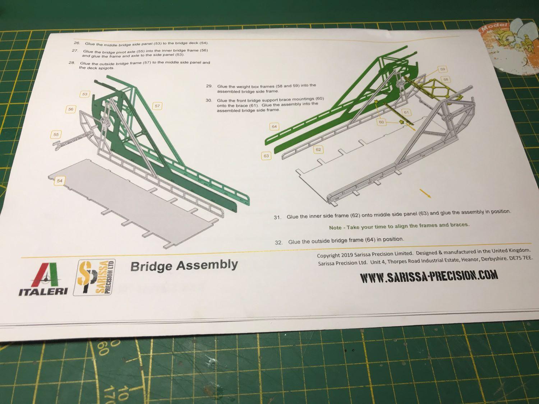 Pegasus Bridge - Italeri - 1/72 - Page 3 2511