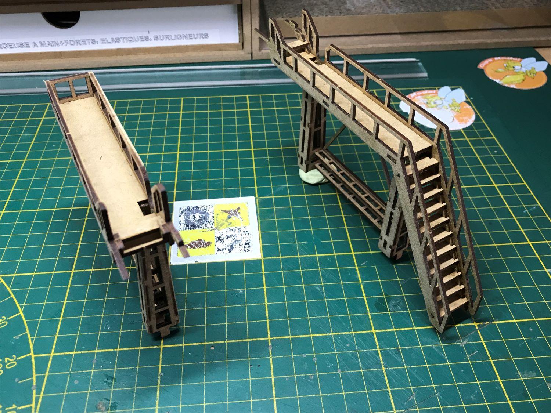 Pegasus Bridge - Italeri - 1/72 - Page 2 2913