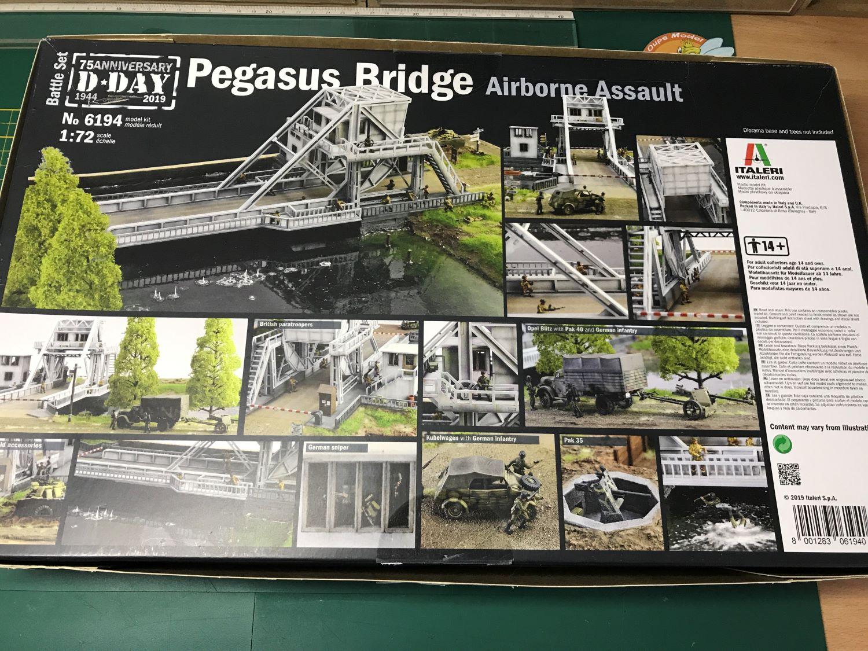 Pegasus Bridge - Italeri - 1/72 3012