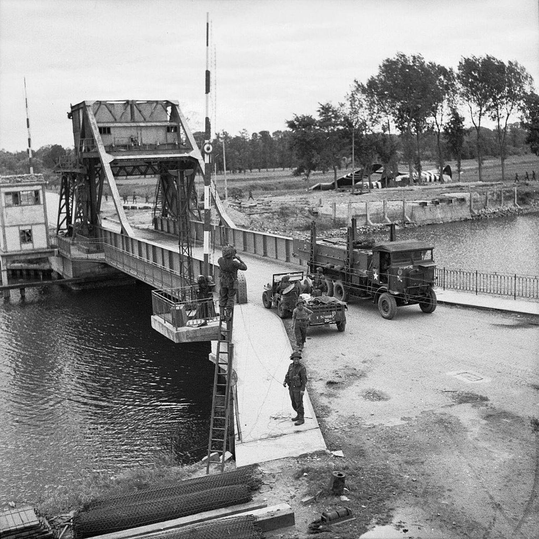 Pegasus Bridge - Italeri - 1/72 711