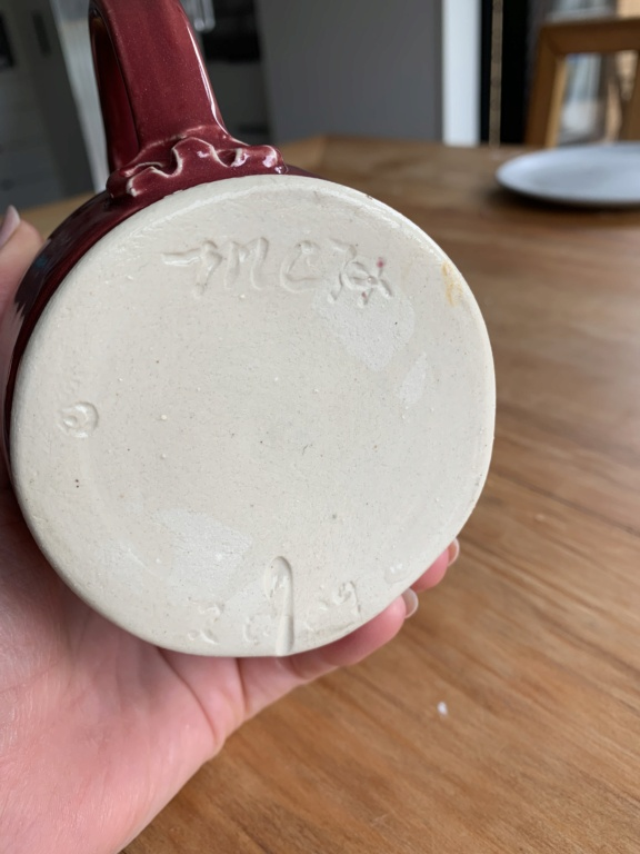 Can anyone identify this lovely mug? 60949810