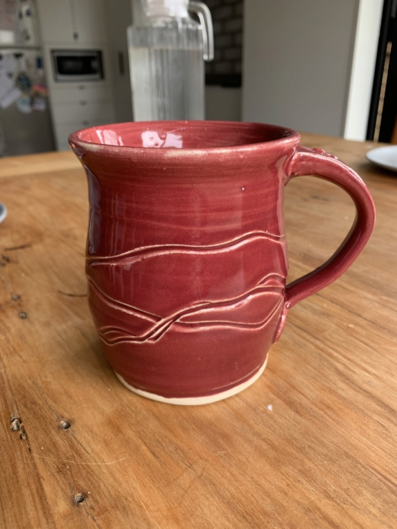Can anyone identify this lovely mug? 88a35110