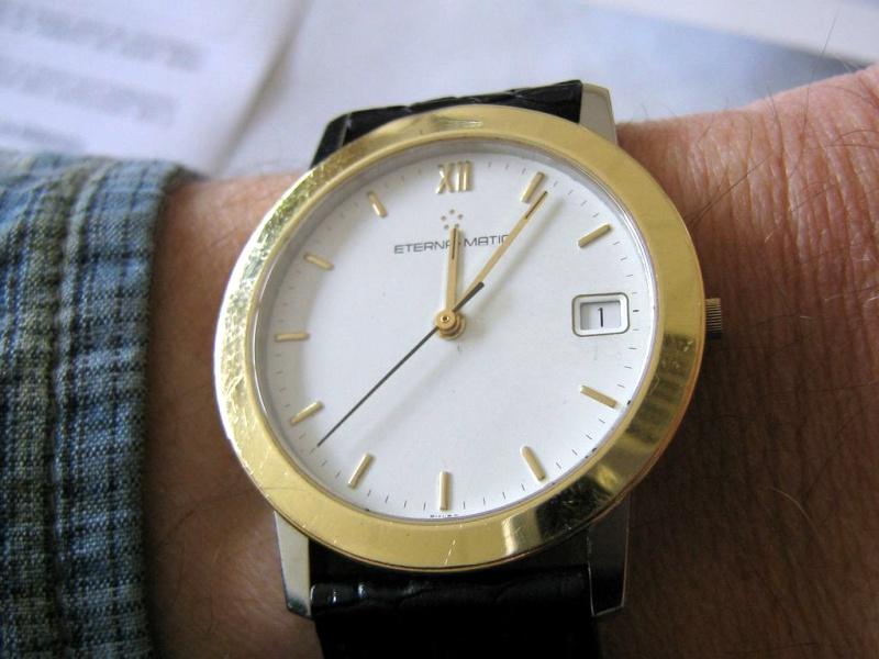 La montre du vendredi 16 novembre 2007 Eterna10