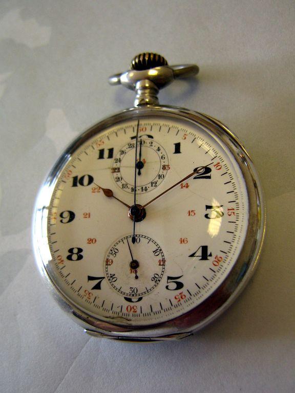 Gousset chronographe : il y a un de ces bazar là-dedans ! Gousse22