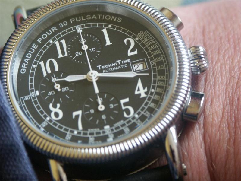 Quelle est la montre la moins chére et la plus chére avec un 7750 ? Techni10