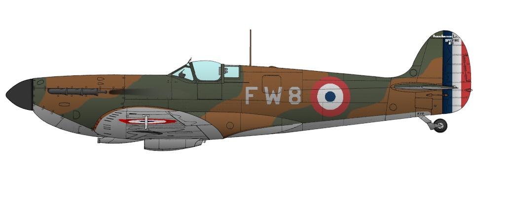Supermarine Spitfire (plans détaillés...) Spitfi11