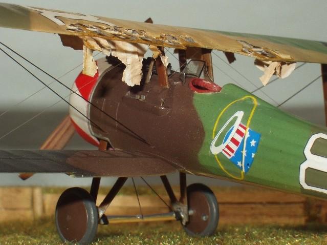 [Revell] Nieuport 28 C-1 00110