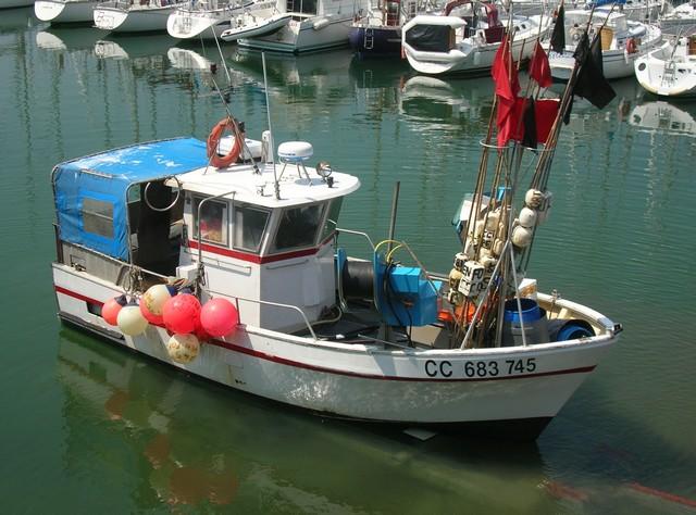 [VIE DES PORTS] Quelques bateaux de pêche (sur nos côtes Françaises) - Page 2 07_06_37