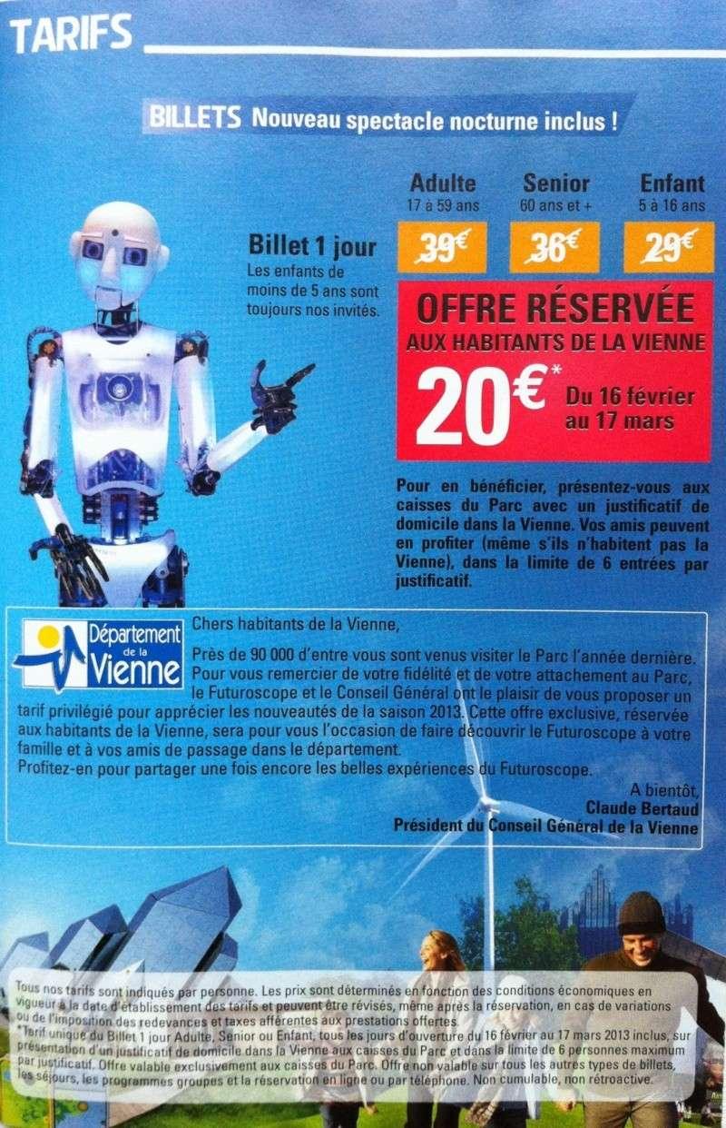 Tarifs et promotions billetterie - Page 7 Tarifs10