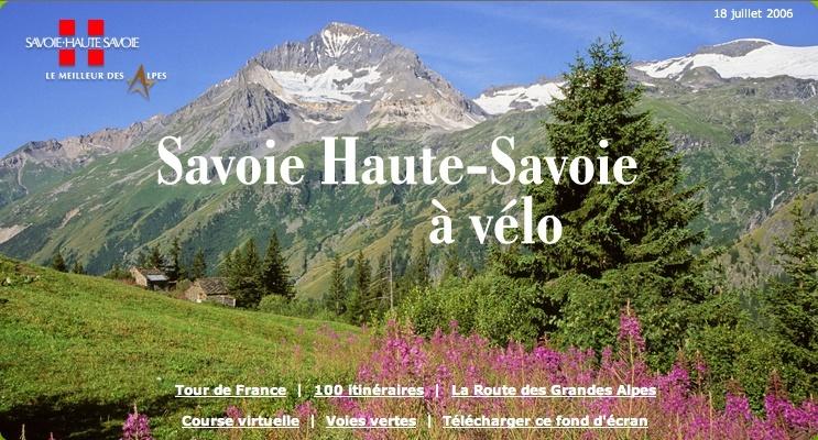 Savoie Haute Savoie à vélo Image_10