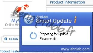 AhnLab antivirus en ligne Ahnlab13
