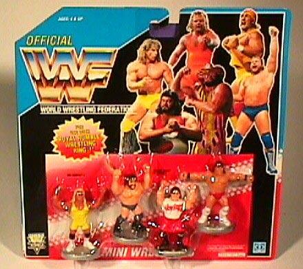 WWF  CATCHEURS  (Hasbro) 1991-1994 Wwfhmw11