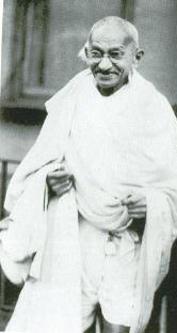 Communiqué : La montre Réveil de poche de Gandhi  Gandhi10