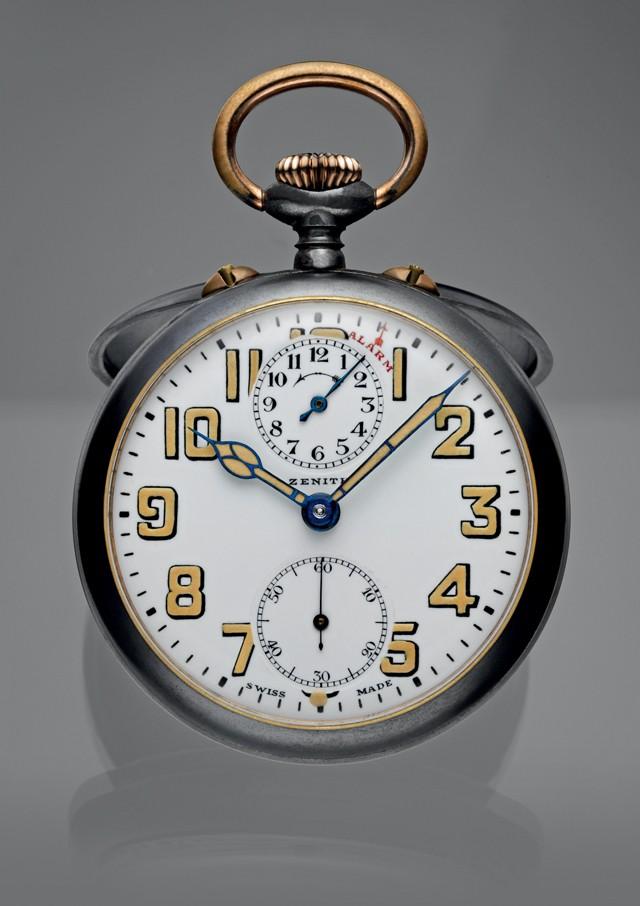 Communiqué : La montre Réveil de poche de Gandhi  Gandhi11