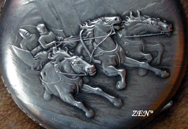 Une montre évocatrice de l'histoire de la Russie  Troaka14
