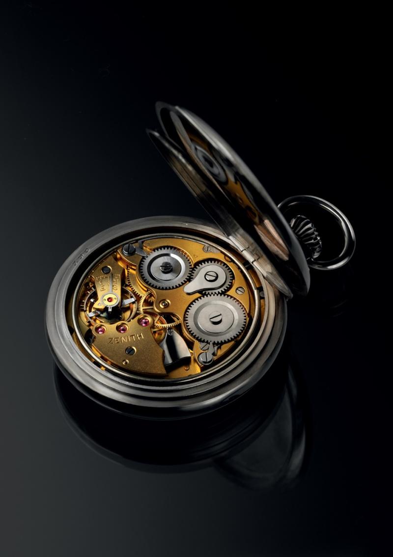 Communiqué : La montre Réveil de poche de Gandhi  Zen_al10