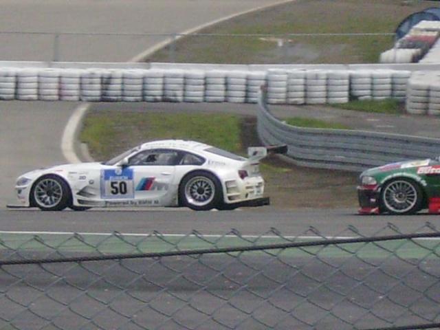 ADAC 24h Rennen 2007 Nürburgring Nordschleife Z4m10